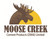 Moose Creek Cement Products Logo